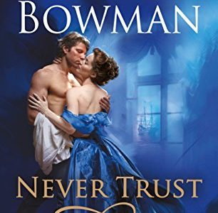 Book Review (AND EXCERPT): Never Trust a...