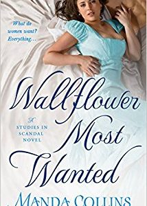 Book Review: Wallflower Most Wanted by Manda...