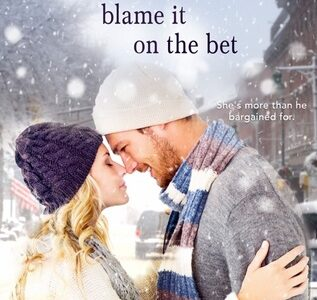 Book Review: Blame it on the Bet by L.E....