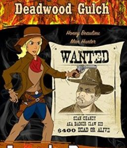 Book Review: Blazing Bullets in Deadwood...